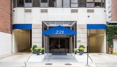 221 E. Walton, Chicago 3D Model
