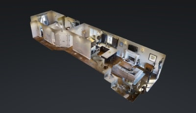 857 N Hermitage Ave, Chicago 3D Model