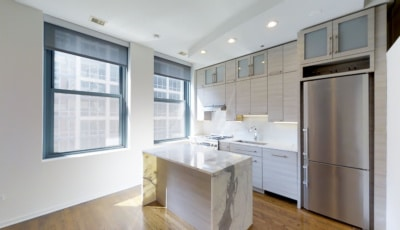 208 W. Washington St #1813, Chicago 3D Model