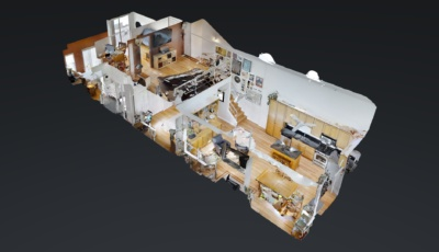 1546 N Bosworth Ave, Chicago 3D Model