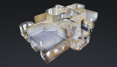 THE CAELLIN 2000 3D Model