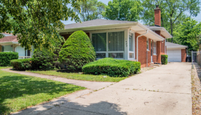 1429 Hoffman Ave, Park Ridge 3D Model