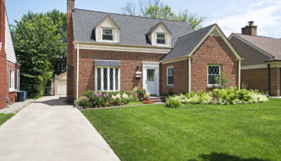 1005 S Home Ave, Park Ridge 3D Model
