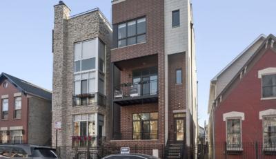 1725 W. LeMoyne Ave, Chicago 3D Model