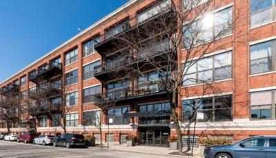 1040 W Adams St, Unit 262, Chicago 3D Model
