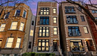 3537 N. Reta Ave, Chicago 3D Model