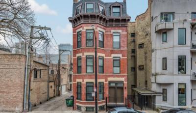 161 W Schiller St, Unit 4, Chicago 3D Model