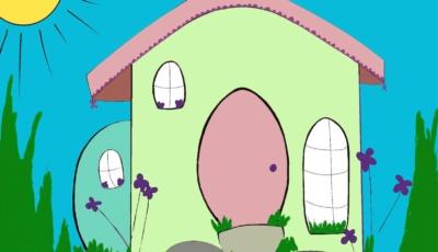 Easter Bunny Egg Hunt 3D Model