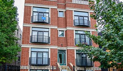 1823 N Fairfield Ave, Unit 3, Chicago 3D Model