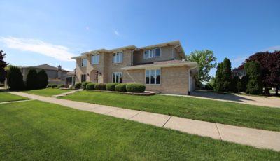 10844 Lorel Ave, Oak Lawn 3D Model